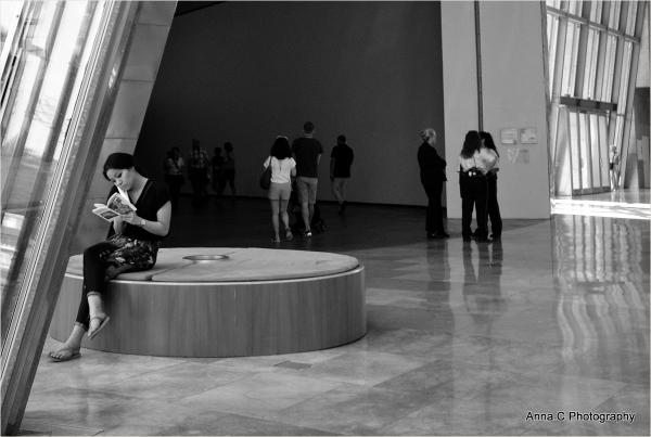 Guggenheim Bilbao # 17 - Pause