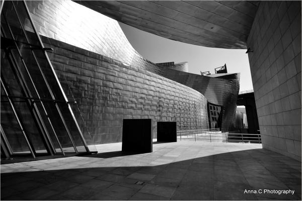 Guggenheim Bilbao # 18 - Géométrie dans l'espace