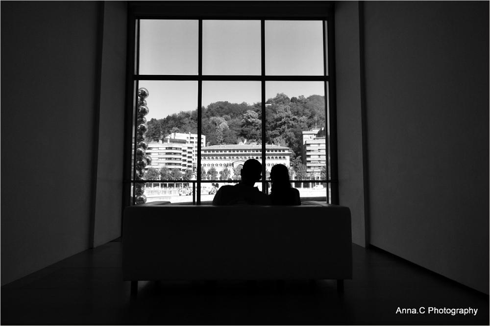 Guggenheim Bilbao # 19 - A deux