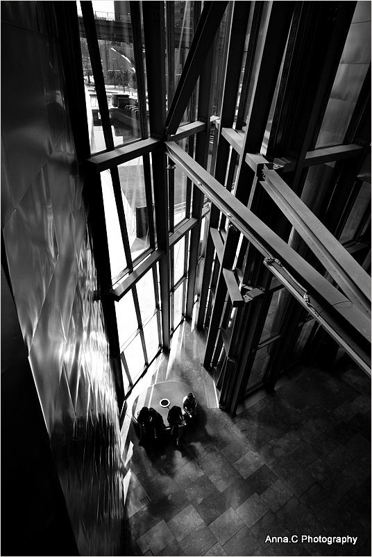 Guggenheim Bilbao # 20 - Lift