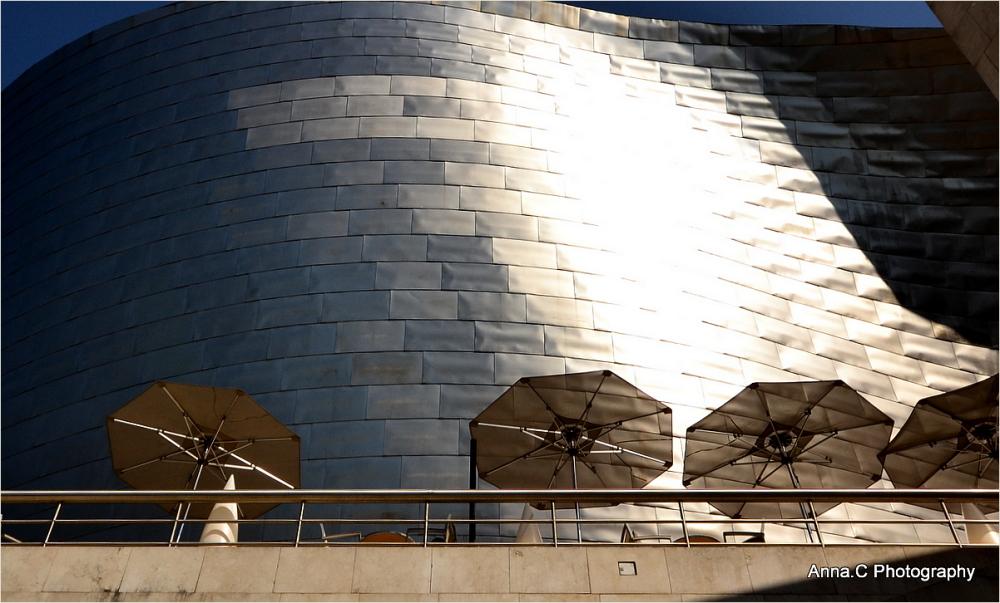 Guggenheim Bilbao # 30 - Parasols