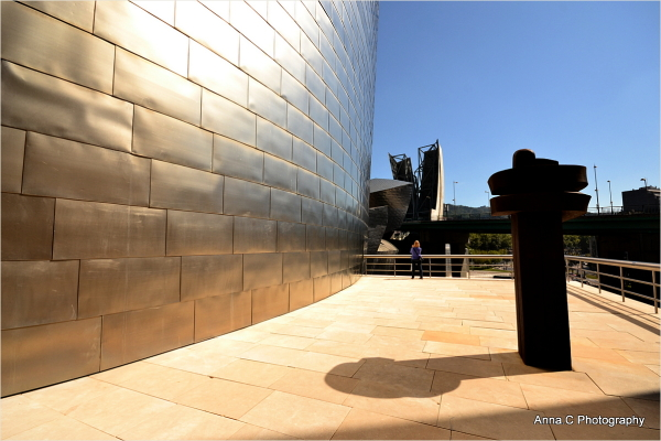 Guggenheim Bilbao # 29  - Outside