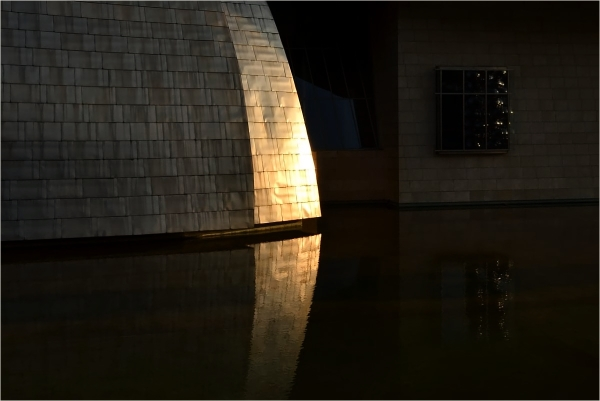 Guggenheim Bilbao # 35 - Curve of light