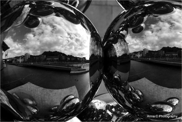 Guggenheim Bilbao # 34   A world of illusions