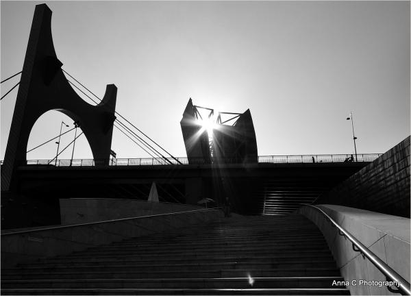 Guggenheim Bilbao # 42   Stairs