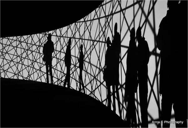 Le dialogue des ombres