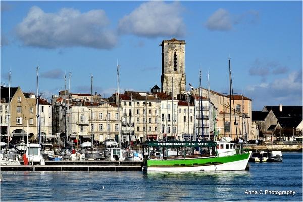 Promenade à La Rochelle