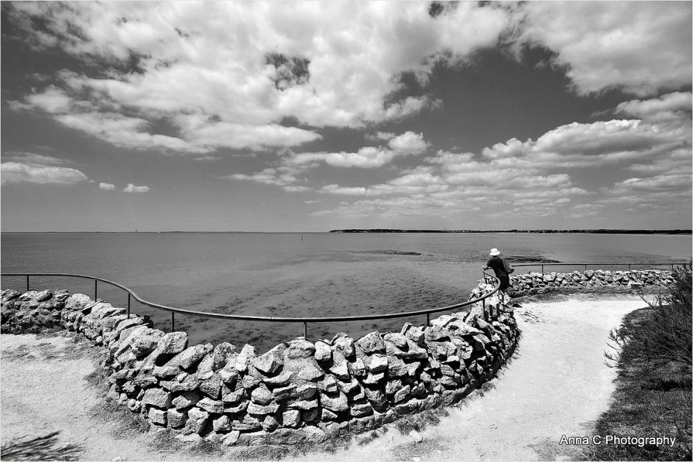 Balcon sur l'estuaire