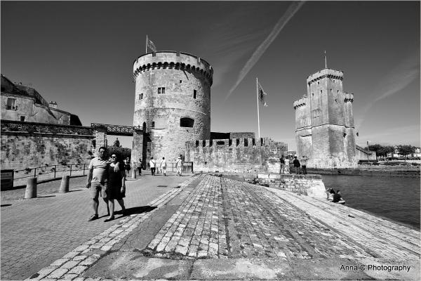 Balade en amoureux à La Rochelle