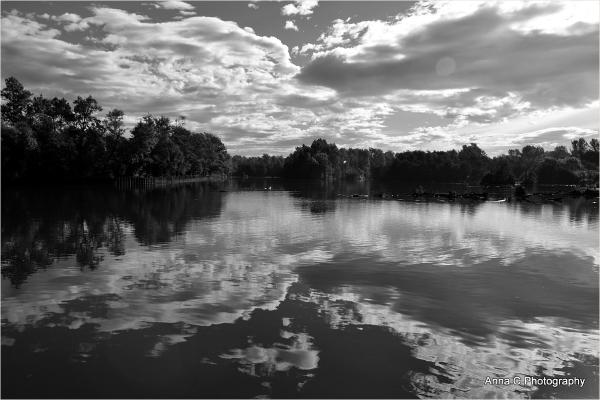 Les eaux calmes