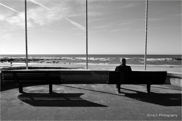 Contemplation en solitaire