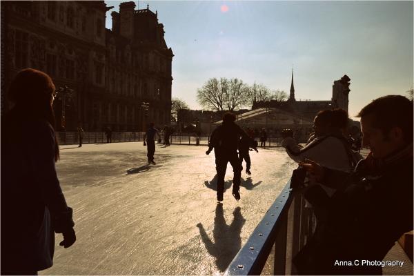 Les patineurs de l'hôtel de ville # 2