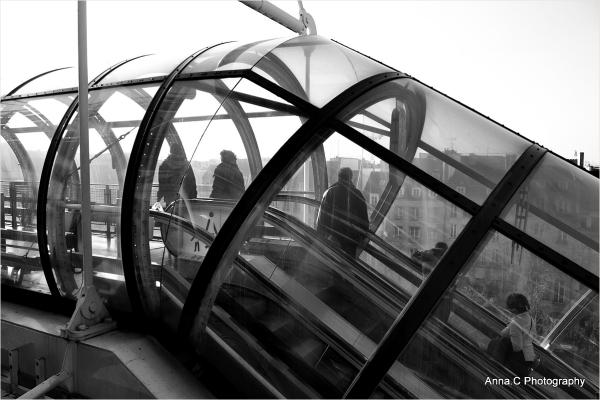 Dans le tube