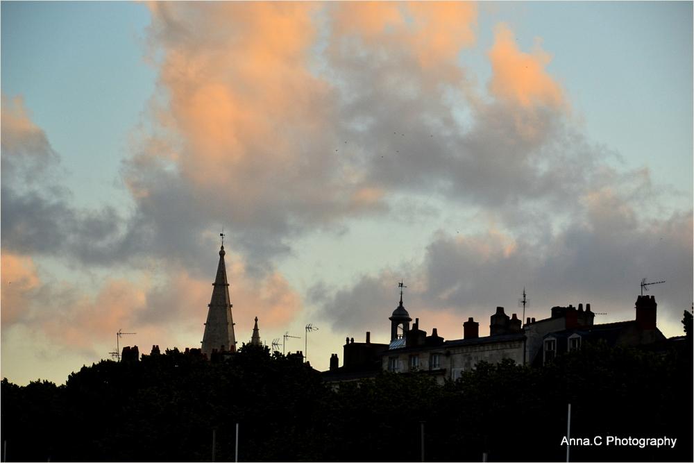Un soir sur les toits de La Rochelle # 2