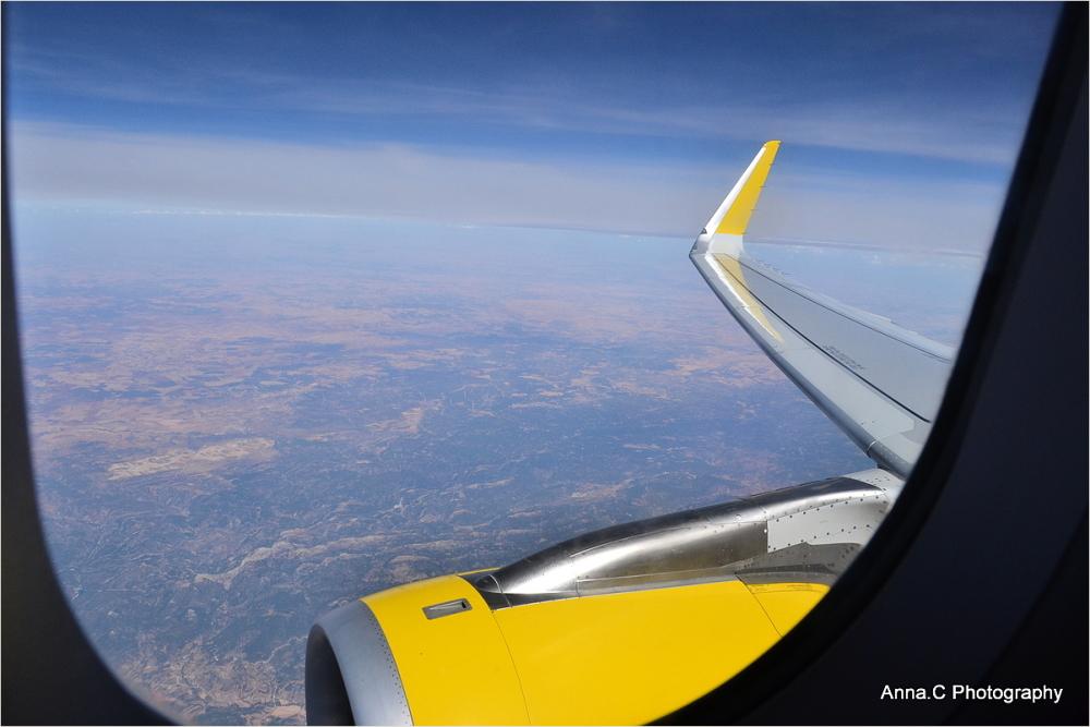 La Terre vue du Ciel # 1 - L'avion