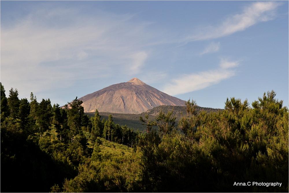 L'approche du Pic de Teide