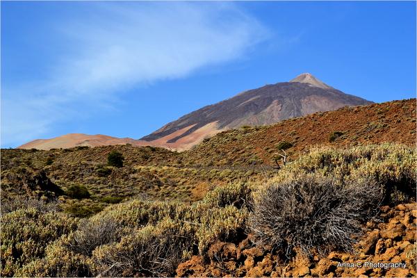 El desierto - Pico del Teide # 1