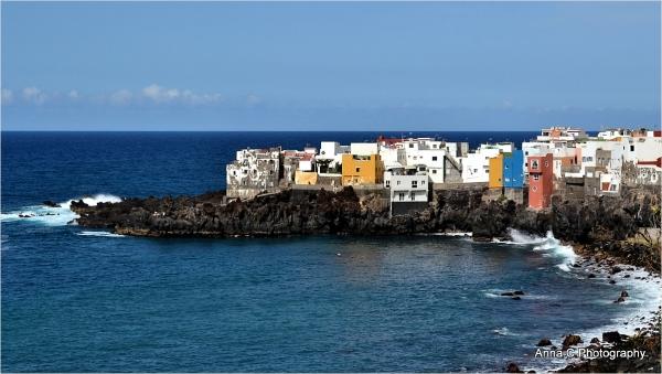 Les couleurs de Puerto de la Cruz