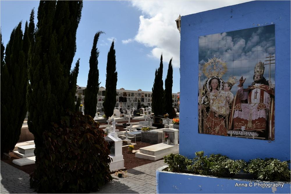 Un joli cimetière pour le repos des âmes
