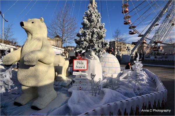 Le Pôle Nord à La Rochelle