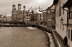 Lucerne #2 - Un air de vieille Russie