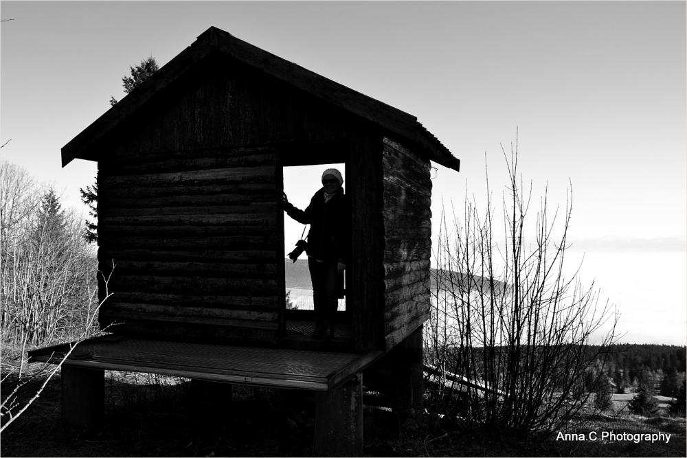 Ma cabane en Suisse