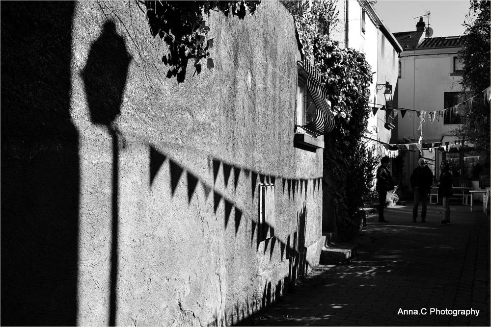 Le mur des ombres