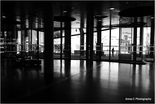 La Cité du Vin # 3 - Le Hall d'entrée