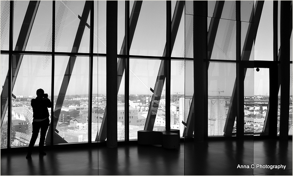 La Cité du Vin # 6 - Vue panoramique