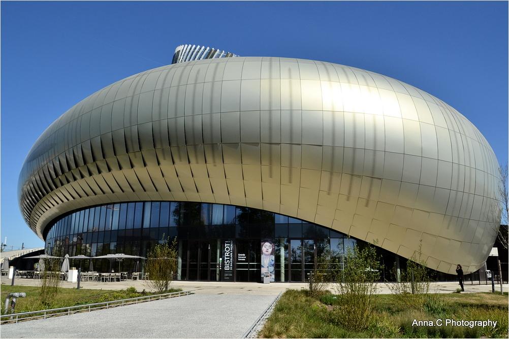 La Cité du Vin # 11 - un gros escargot