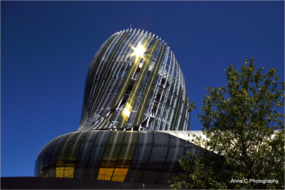 La Cité du Vin # 15 - Etoile solaire
