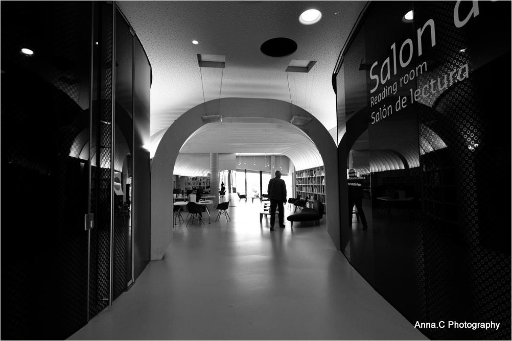 La Cité du Vin # 16 - salon de lecture