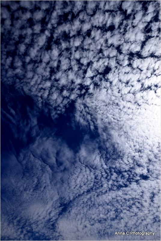 Les merveilleux nuages...