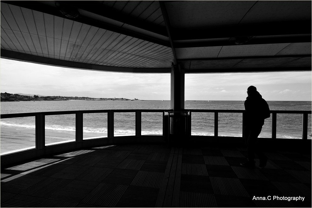 Balcon sur l'Atlantique