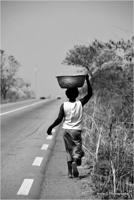 Sur les routes africaines