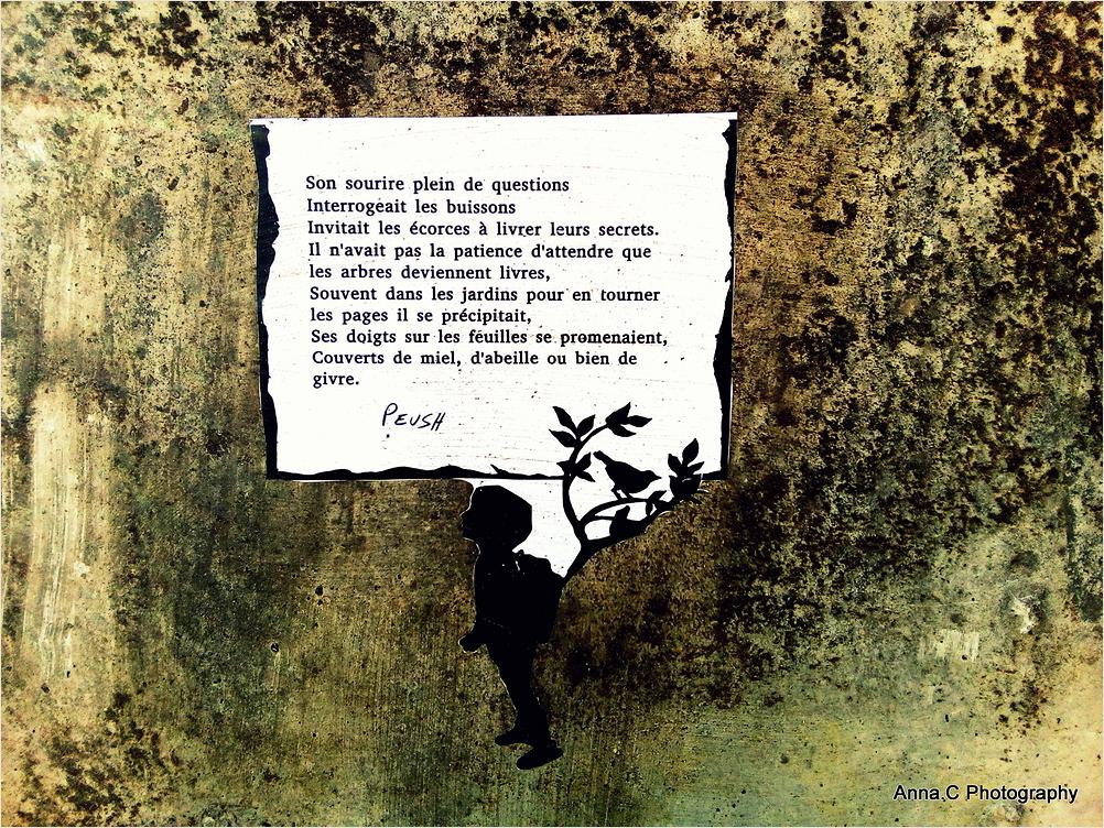Petit poème urbain