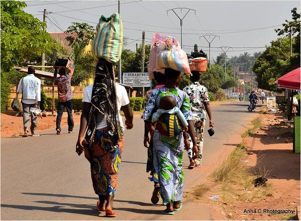 Sur les routes africaines #2