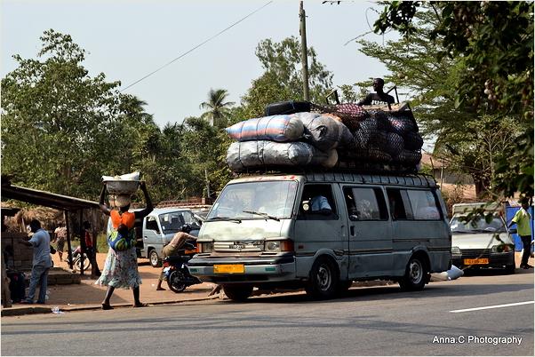 Sur les routes africaines #4