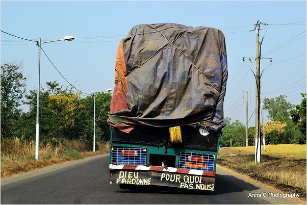 Sur les routes africaines #5