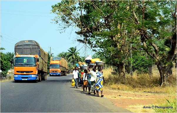 Sur les routes africaines #6