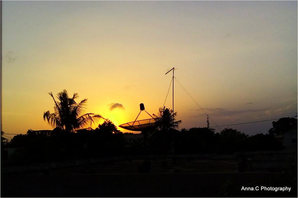 Allo le soleil ? ici Lomé
