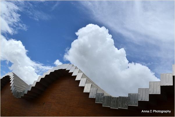 Bodega Ysios # 4 - Au fil des nuages