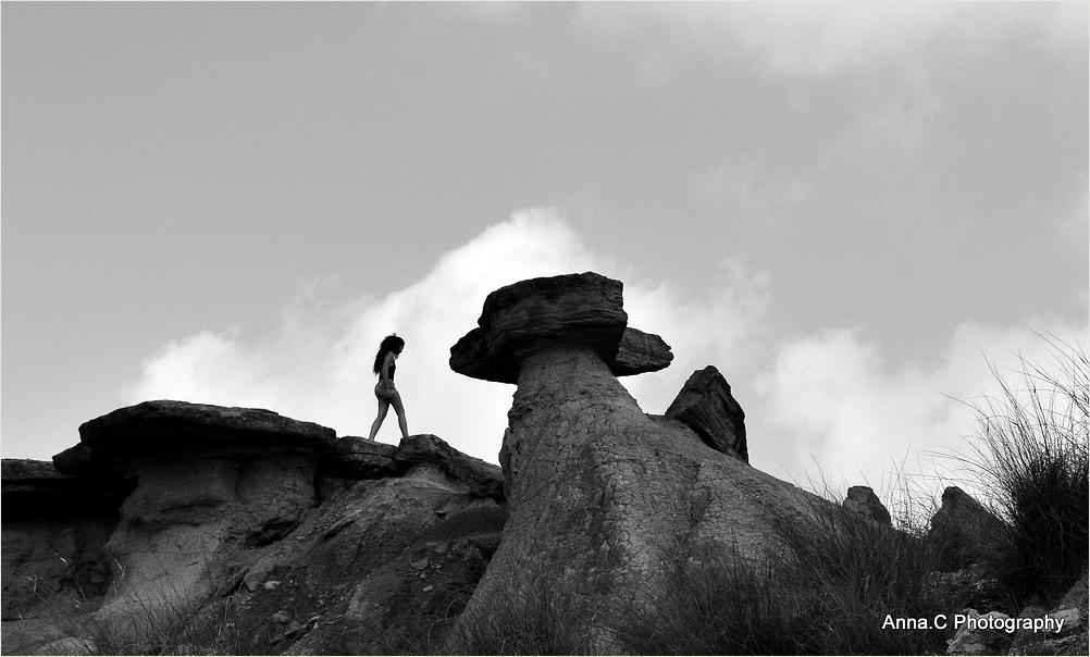 Marcher sur les sommets