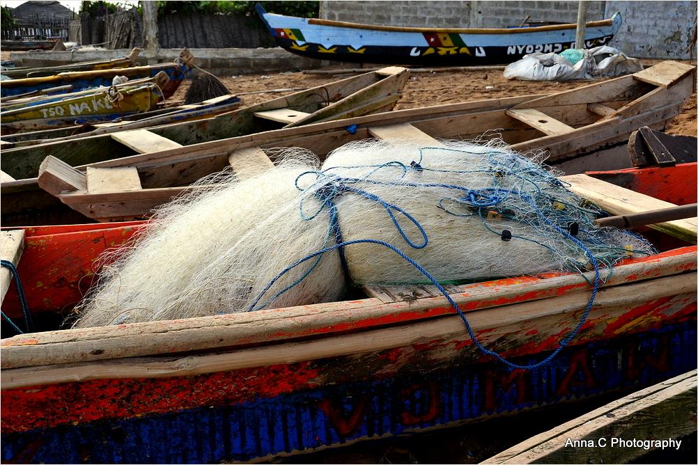 Les filets de pêche # 3