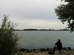 Le pêcheur du delta