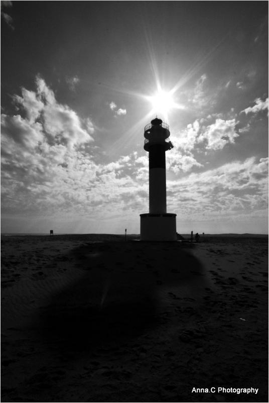 La lumière du phare