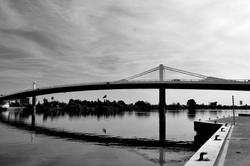 Un pont sur l'Ebre