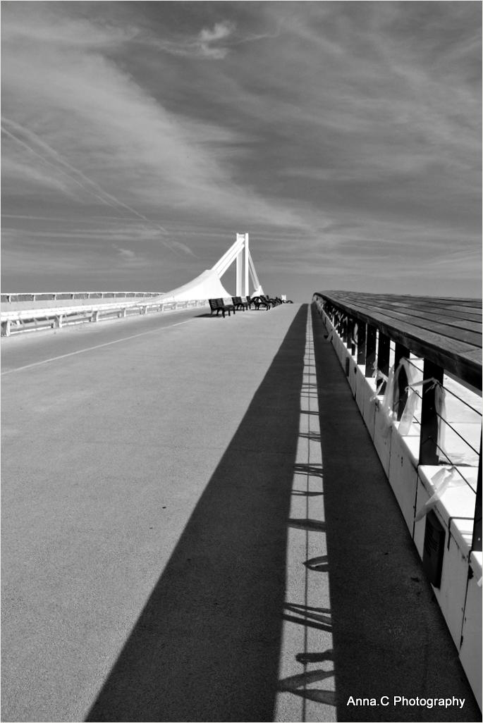 Un pont sur l'Ebre #2