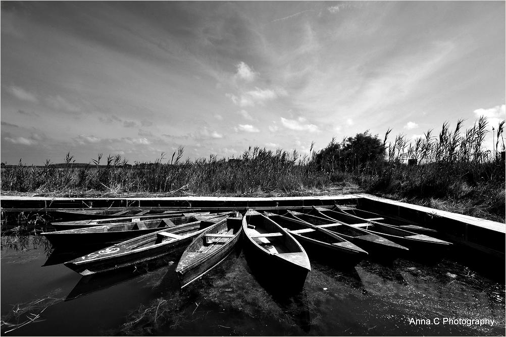 Le petit embarcadère