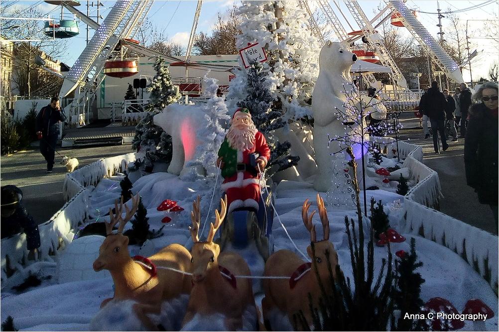 Le Père Noel arrive bientôt
